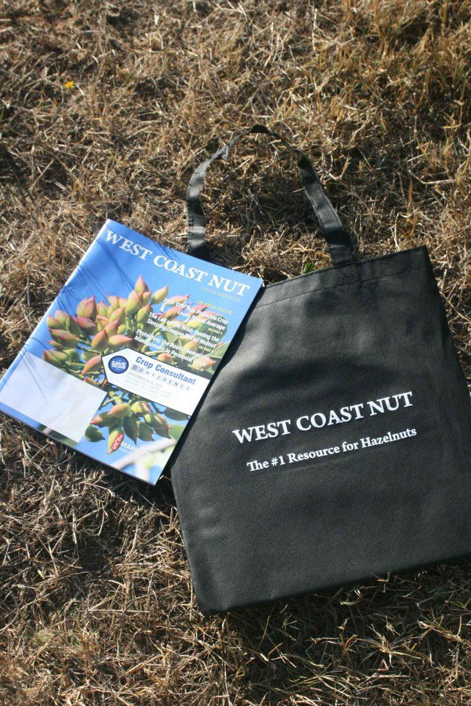 West Coast Nut Bag and Magazine