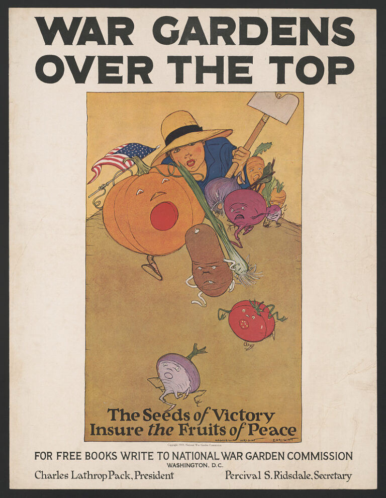 Interest in Victory Gardens on the Rise During COVID-19 Pandemic