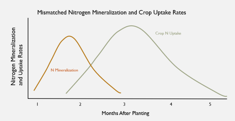 Tightening the Nitrogen Cycle in Organic Agriculture